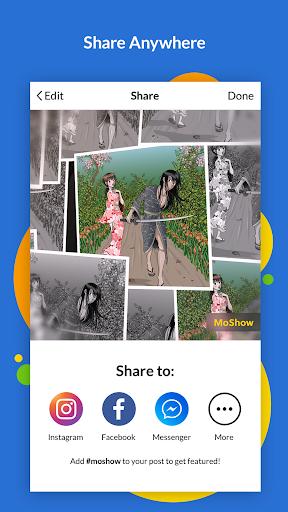 MoShow - Slideshow Maker, Photo & Video Editor 2.5.0.0 screenshots 5