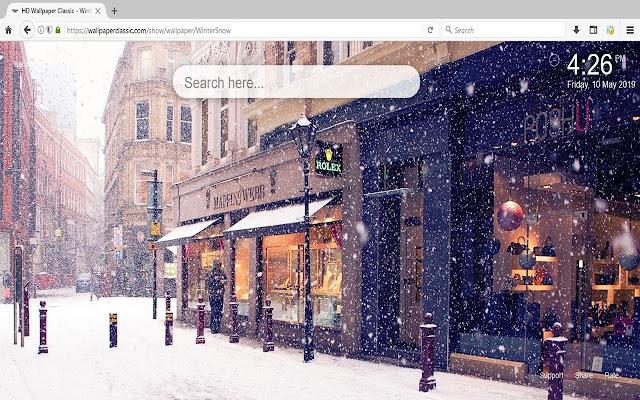 Winter Snow Wallpaper HD Themes 2019