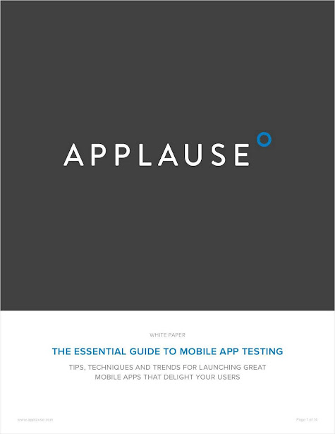 Tips, Techniques and Trends for Mobile App Testing