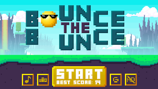 Bounce The Bounce- screenshot thumbnail