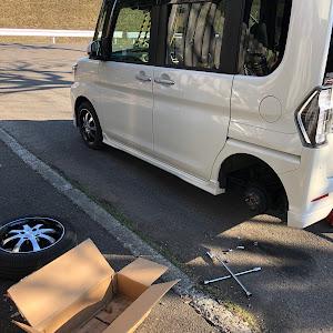 タントカスタム LA610S RSトップエディションSAⅢのカスタム事例画像 たいぴさんの2019年04月14日16:02の投稿