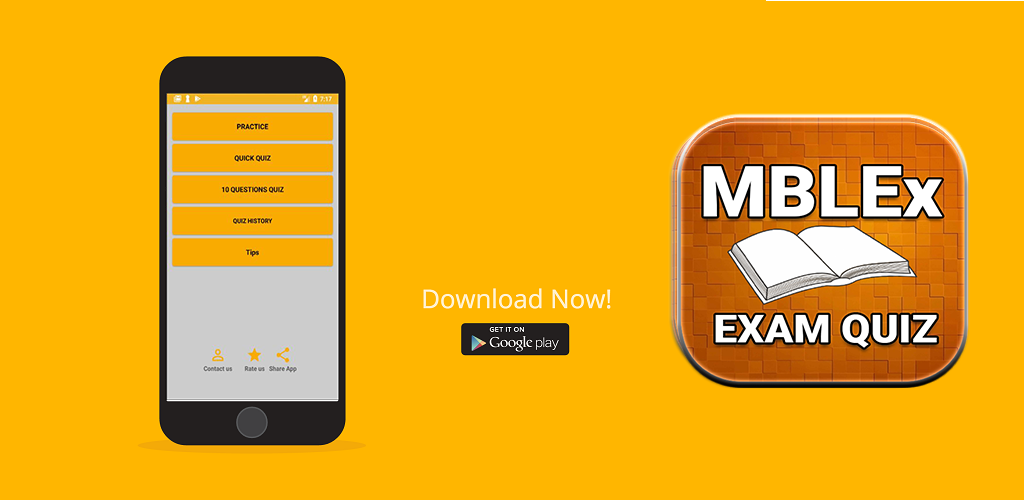 MBLEx Exam 2018 Ed 1 0 1 Apk Download - com nupuit qmblex APK free