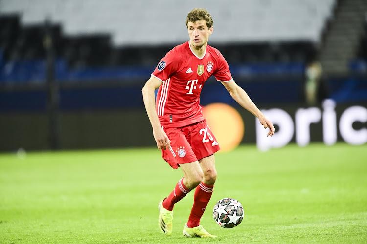 """Thomas Müller : """"Très décevant d'être éliminés en gagnant à Paris"""""""