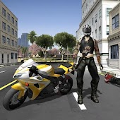 Moto Racer Fight HD