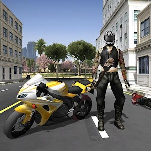 Moto Racer Fight HD for PC and MAC
