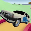 Car Jumper Funny Parkour icon