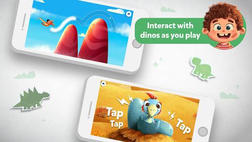 Orboot Dino AR by PlayShifu android2mod screenshots 5