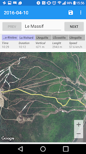SKi Journey + Alpine Ski GPS- screenshot thumbnail