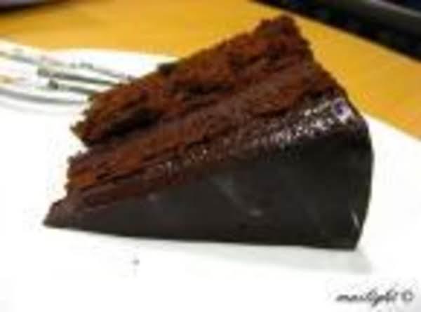 The Moistest Cake Ever