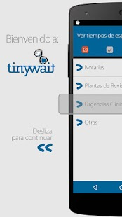 Tinywait - reduce tus esperas- screenshot thumbnail