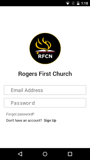Rogers First Church