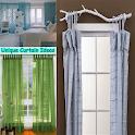 Unique Curtain Ideas icon