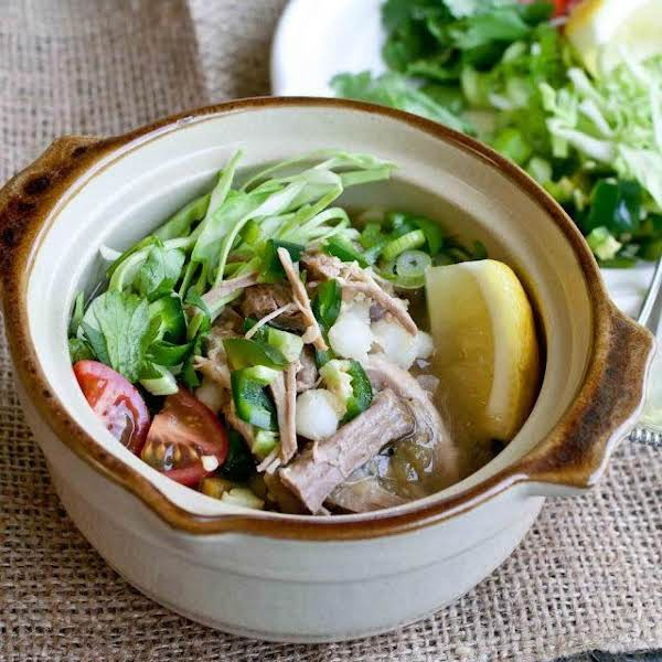 Hominy Soup Recipe