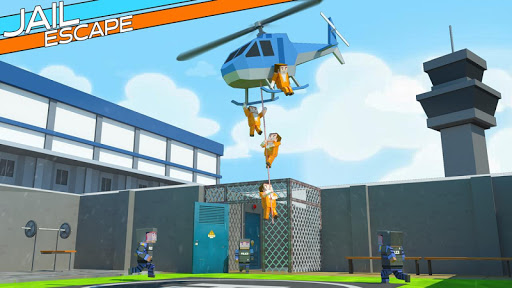 Jail Prison Escape Survival Mission 1.5 screenshots 4