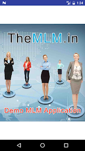 TheMLM.in Demo App - náhled