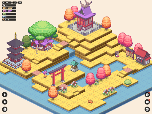 PIXEL SHRINE - JINJA apkmind screenshots 5