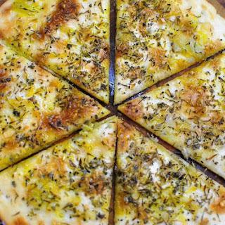 Herb & Garlic Pizza Bread