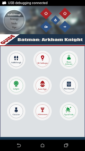 Guide : Batman Arkham Knight