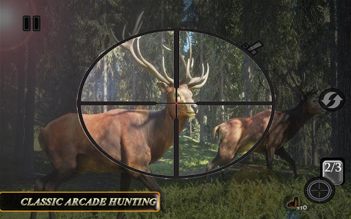 Sniper Animal Shooting 3D:Wild Animal Hunting Game 1.32 screenshots 2