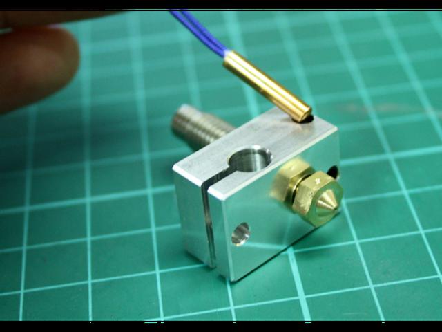 E3D All-metal v6 HotEnd Full Kit - 1 75mm Universal (Direct) (12v