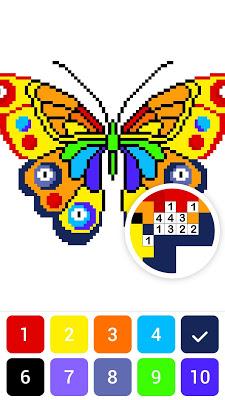 Draw.ly - Pixel Art Coloring (Unreleased) - screenshot