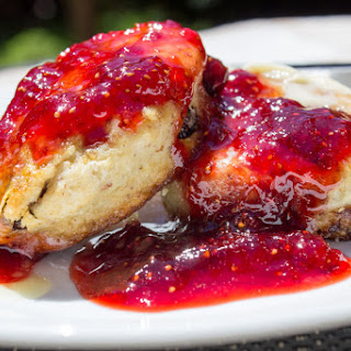 Homemade Strawberry Jam (no pectin).