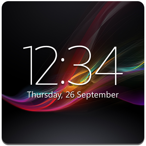 Digital Clock Widget Xperia 5 3 5 308 + (AdFree) APK for