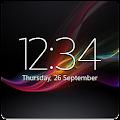 Digital Clock Widget Xperia download