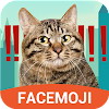 Cat Word Sticker with lovely style for Messenger APK