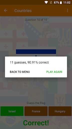 Flags of the World & Emblems of Countries: Quiz 2.11 screenshots 4