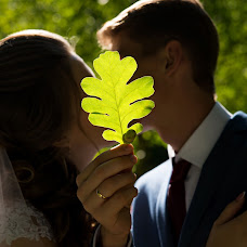 Wedding photographer Anna Fedorenko (annafed34). Photo of 27.12.2017