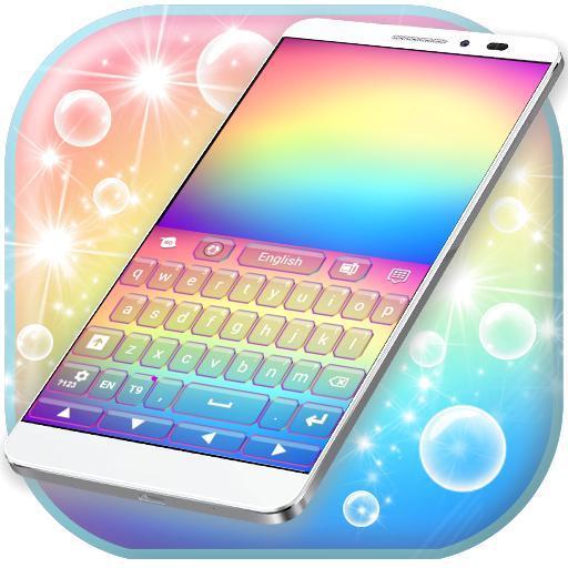 Free Colorful Keyboard