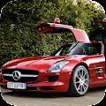 SLS AMG Drift Racing Simulator