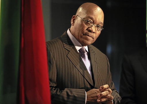 Jacob Zuma met with directors-general and supporters.