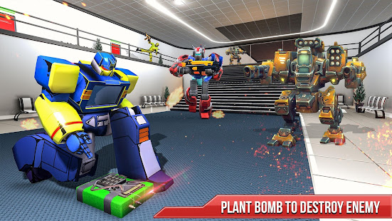 Mod Game RATSS: Robot Anti Terrorist Squad Shooting Game 20 for Android