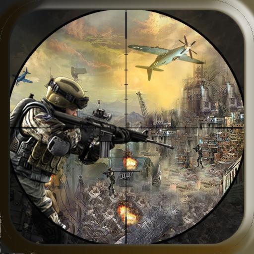 American Sniper 3D Assassin game (apk) free download for
