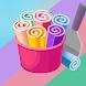 アイスクリームズロール - カジュアルゲームアプリ