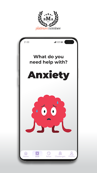 Dare - Break Free From Anxiety