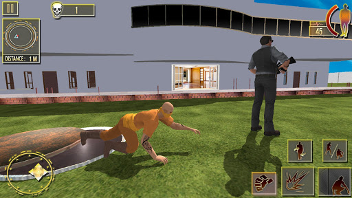 Prison Spy Breakout: Real Escape Adventure 2018 1.1.1 screenshots 4