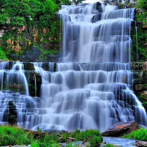 waterfalls live wallpapers