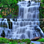 waterfalls live wallpapers APK icon