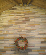 Photo: Clubhouse Fireplace