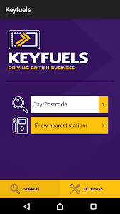 Keyfuels screenshot 0