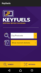 Keyfuels- screenshot thumbnail