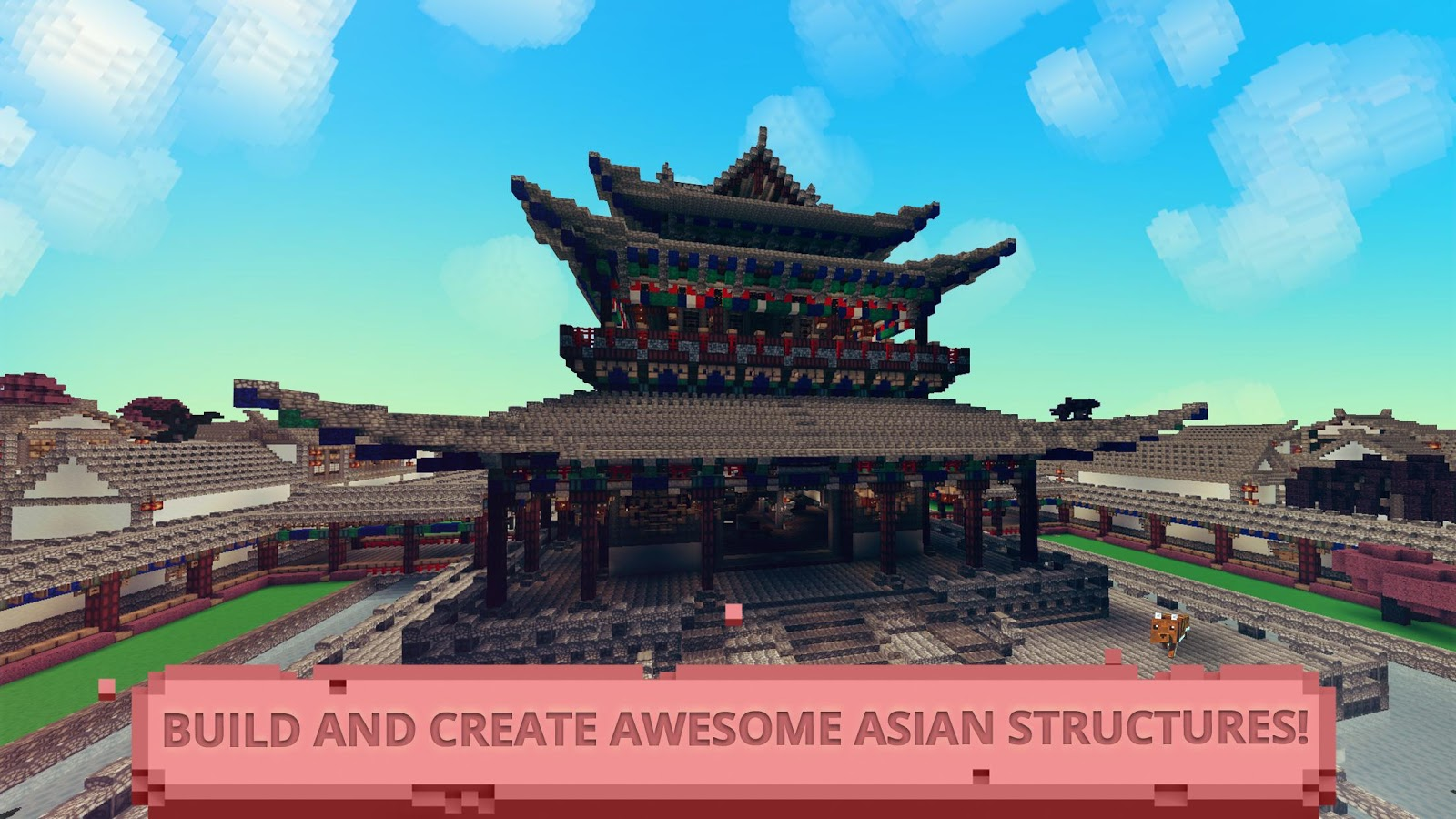 Red dragon world craft china android apps on google play for Crafting and building 2