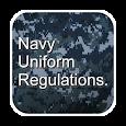 Navy Uniform Regulations icon