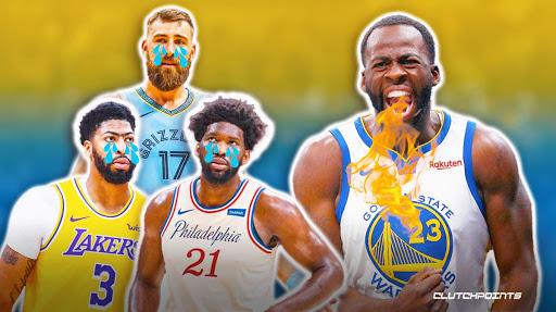 Warriors star Draymond Green's 4-word NSFW warning to NBA's top centers