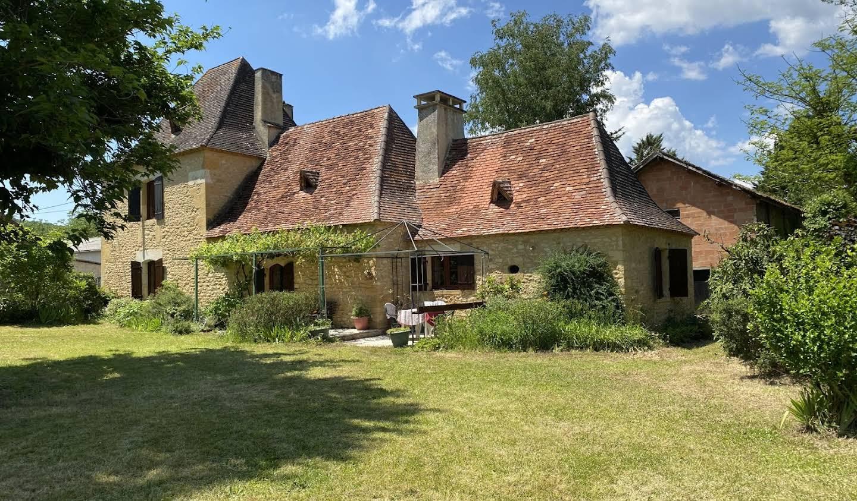 Maison avec terrasse Trémolat