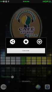 Cafe Stereo- screenshot thumbnail