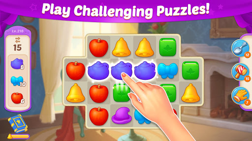 Castle Story: Puzzle & Choice filehippodl screenshot 7